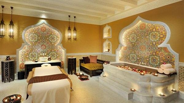 أنواع المساج المغربي  طرق عمل حمام المغربي