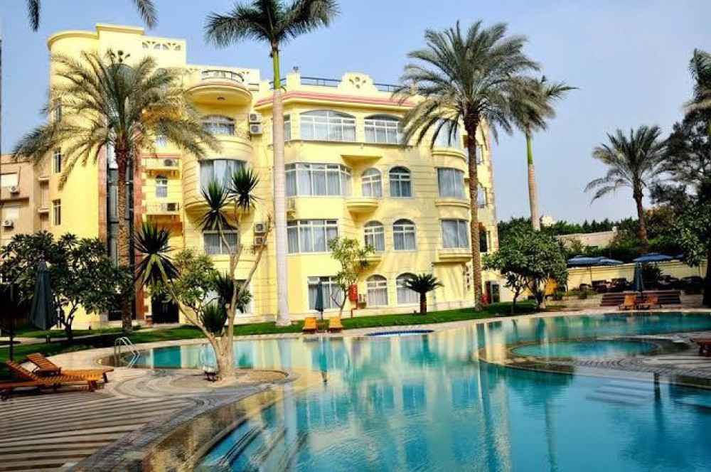 فندق جوهرة الأهرام